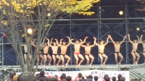 中之島祭2012. 彩