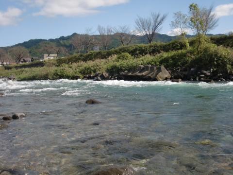 9月23,24,25日の長良川
