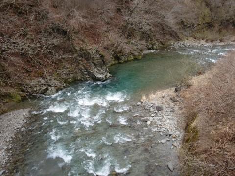 4月14日の長良川
