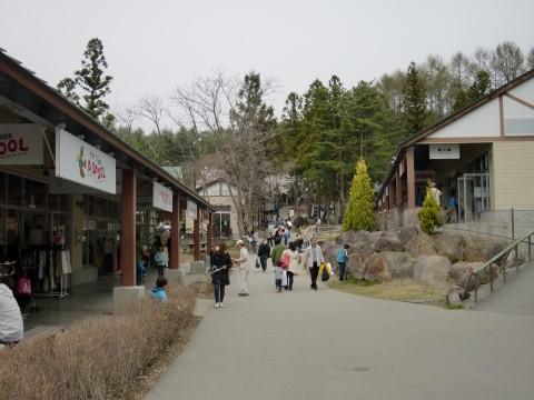 八ヶ岳アウトレットリゾートの写真