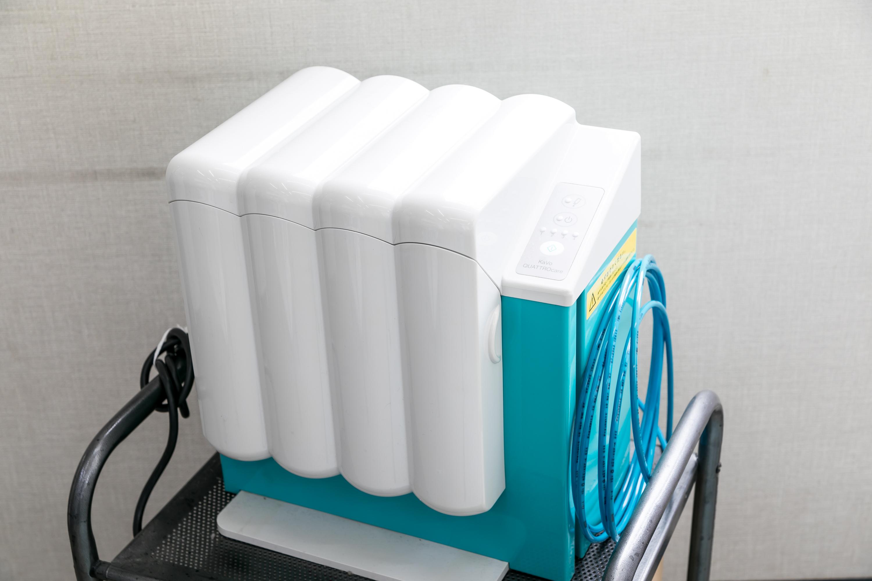 タービン自動注油器(クアトロケア)